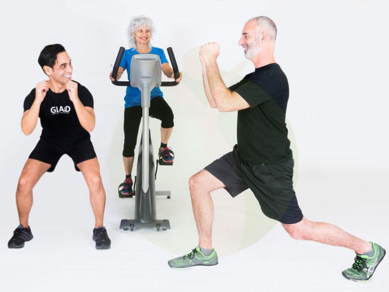 تمرینات درمانی ورزشی آرتروز زانو