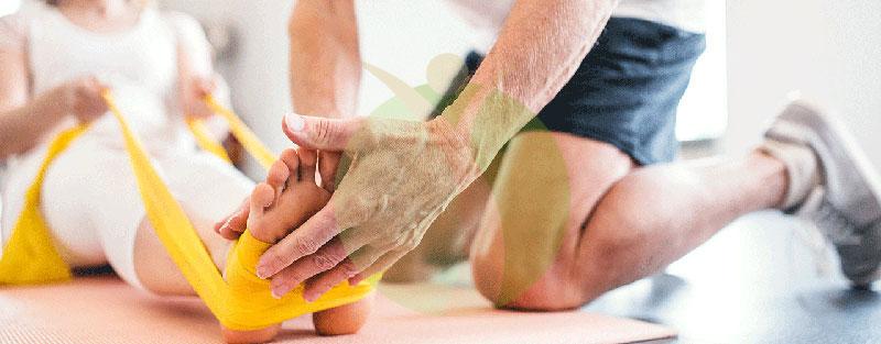 تمرینات ورزش درمانی