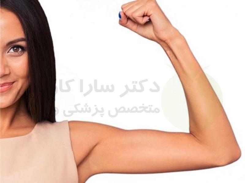 وقتی با رعایت رژیم غذایی اینقدر به سرعت لاغر می شویم، چرا باید مشقت ورزش کردن را به خودم بدهیم؟