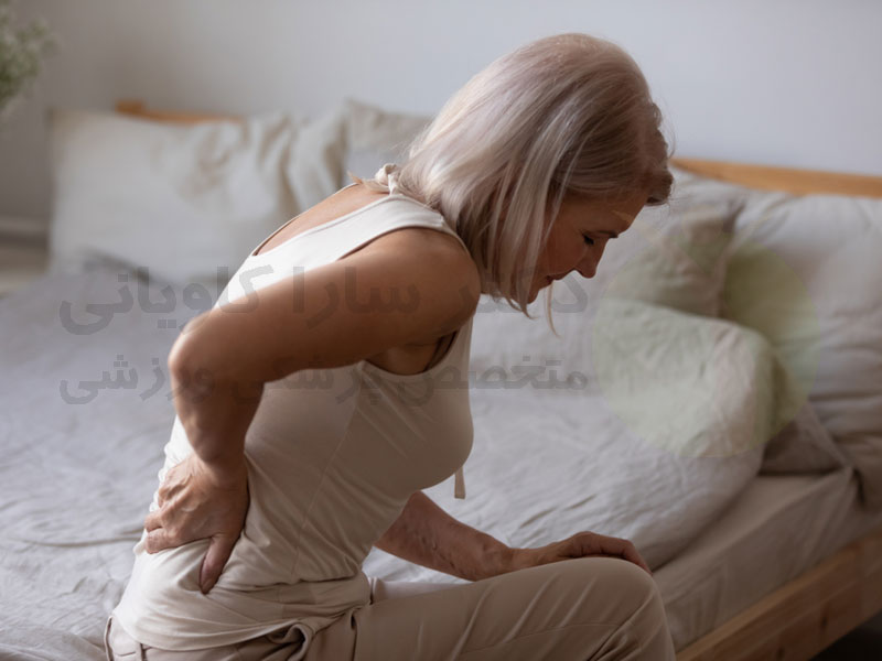 علائم و نشانه های درد مزمن